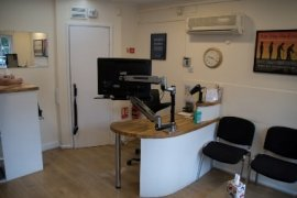 Clinic Interior 01