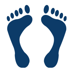 Custom Orthotics Icon